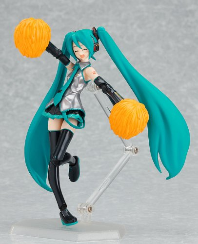 Cheerful JAPAN! figma 114 初音ミク 応援ver.