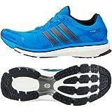adidas (アディダス) energy booSt 2 f32250 ソーラーブルー S14/カーボンメット S14/ブラック