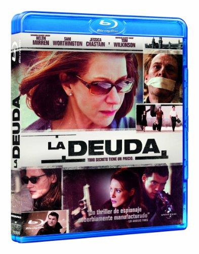 La Deuda (BD) [Blu-ray]