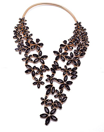 twopages-royal-crystal-floral-statement-necklace-black-for-women-jewelry-gift-for-women
