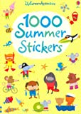 Fiona Watt 1000 Summer Stickers (Usborne Sticker Books) (1000s of Stickers)