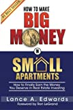 img - for How to Make Big Money in Small Apartments book / textbook / text book