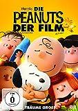DVD Cover 'Die Peanuts - Der Film
