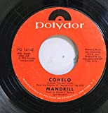MANDRILL 45 RPM COHELO / GIT IT ALL