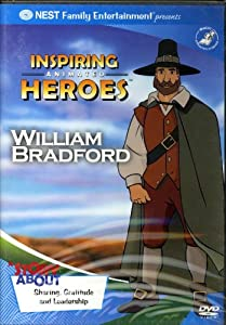 William Bradford- The First Thanksgiving Dvd by Nest Family Entertainment