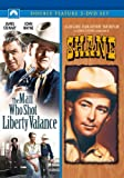 Man Who Shot Liberty Valance, The / Shane Double Feature