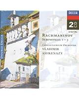 Rachmaninov: Symphonies Nos.1 - 3 (2 CDs)