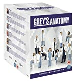 Grey's Anatomy Season 1-6 [DVD]