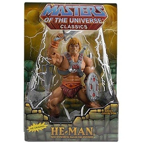 Picture of Mattel HeMan Masters of the Universe Classics Action Figure (B001N4RAJG) (Mattel Action Figures)