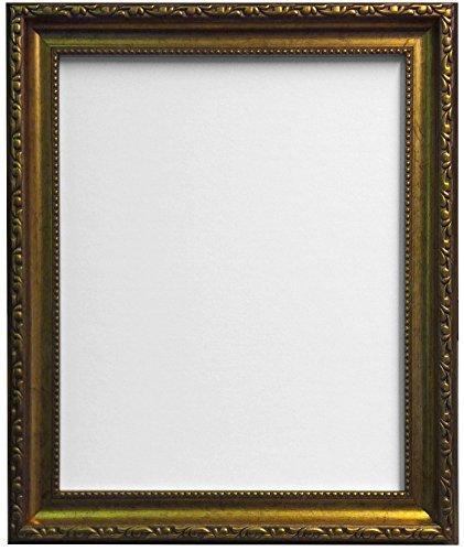 Frames By Post AP-3025 - Cornice per foto A3, oro