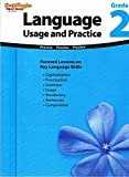 img - for Language Usage and Practice for Grade 2: Focused Lessons on Key Language Skills (Steck-Vaughn School Supply) book / textbook / text book
