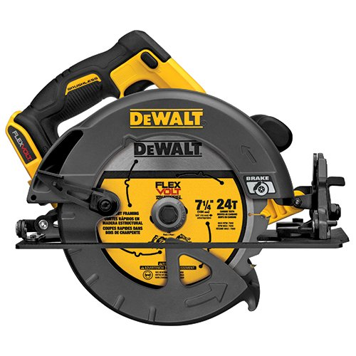 Best Review Of DEWALT DCS575B FLEXVOLT 60V MAX Bare Tool Brushless Circular Saw