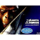 Pack El planeta de los simios (BR) [Blu-ray]