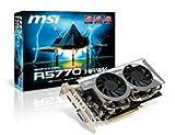 MSI グラフィックボード AMDシリーズ R5770 Hawk