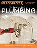 img - for Black & Decker The Complete Guide to Plumbing, 6th edition (Black & Decker Complete Guide) book / textbook / text book