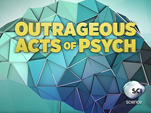 Outrageous Acts of Psych Season 1