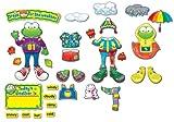 Carson Dellosa Weather Frog Bulletin Board Set (110079)