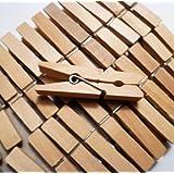 "Sturdy Small Craft Clothespins 1 3/4"" - 48/pkg"