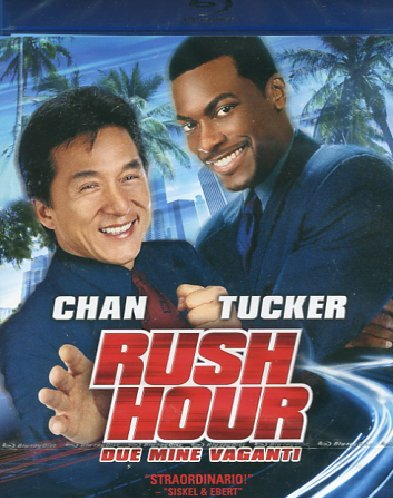 Rush hour [Blu-ray] [IT Import]
