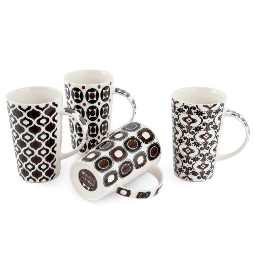 Maxwell & Williams Marrakesh 13-Oz. Mug - Set Of 4 - Gift Boxed