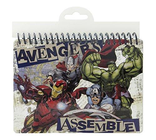 Marvel Avengers Autograph-B Book