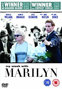 My Week with Marilyn [DVD]