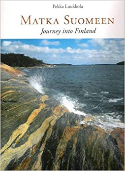 journey into Finland travel book