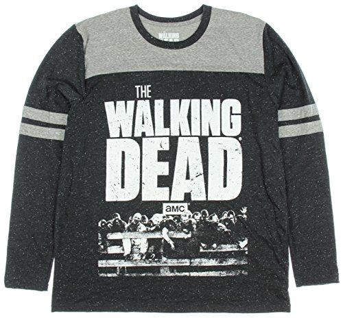 The Walking Dead Long Sleeve Graphic T-Shirt