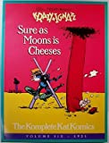 Geo. Herriman's Krazy and Ignatz: Sure As Moons Is Cheeses (The Komplete Kat Komics, Vol 6, 1921) (1560600349) by Herriman, George