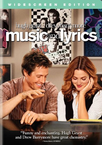 Cover art for  Music and Lyrics (Widescreen Edition)