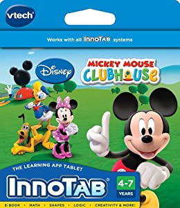 VTech - InnoTab Software - Mickey Mouse Clubhouse