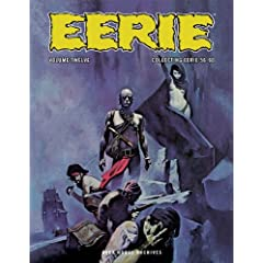 Eerie Archives Volume 12 by Steve Skeates,&#32;Gerry Boudreau,&#32;Doug Moench and Rich Margopoulos