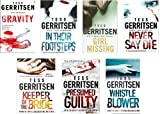 Tess Gerritsen Tess Gerritsen 7 books collection set(Whistleblower, Presumed Guilty, Keeper of the Bride, Never Say Die, Girl Missing, In Their Footsteps, Gravity)