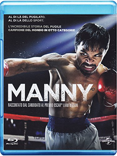 Manny [Blu-ray] [IT Import]