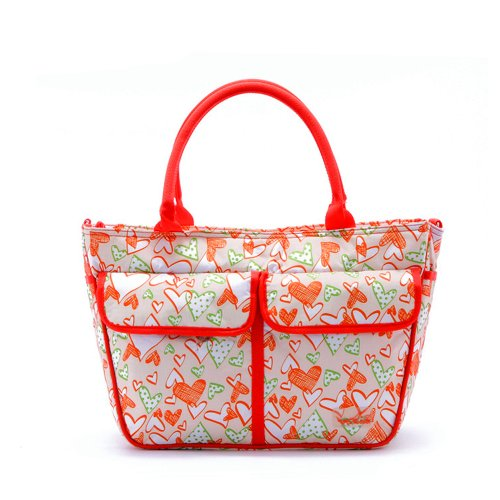 Your Gallery Large Diaper Bag For Baby Fabric Organizer Bag For Travel Picnic front-537959