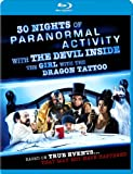 30 Nights of Paranormal Activity with the Devil Inside the Girl with the Dragon Tattoo [Blu-ray]