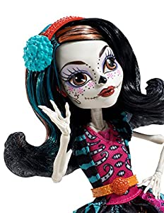 Monster High Doll Art Class Skelita Calaveras