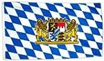 Fahne Flagge Bayern 90 x 150 cm