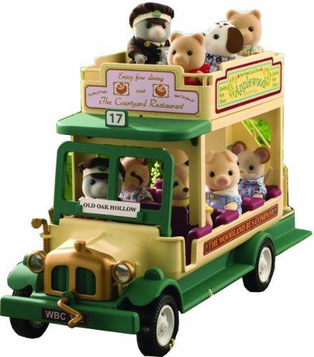 Sylvanian Families Woodland Bus