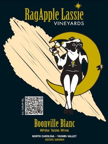 Nv Ragapple Lassie Vineyards Boonville Blanc Yadkin Valley White Blend 750 Ml