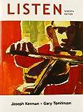 Listen 7e paper & 3-CD Set & E-Book (0312602685) by Kerman, Joseph