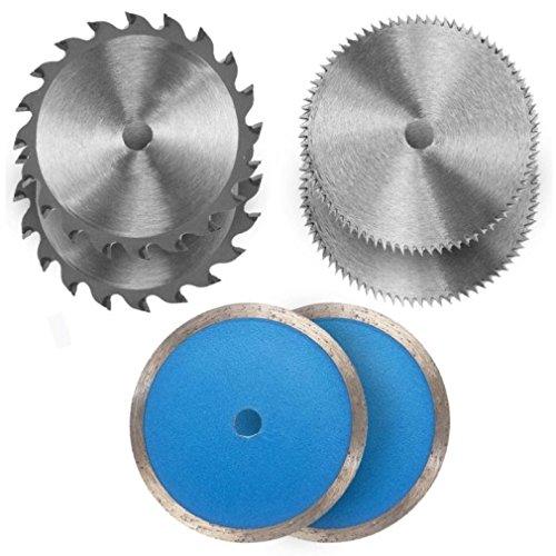 set-6-lame-dischi-x-mini-sega-circolare-manuale-bt-cs-860-l-einhell-legno-ecc