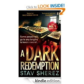 A Dark Redemption (Carrigan & Miller Police 1)