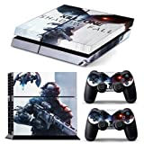 KILLZONE: SHADOW FALL Brand New Design Glossy Effect FULL Skin Including 2 Handset Skins Exclusively for the PS4