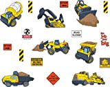 Tonka ST0864 Construction Wall Stickers