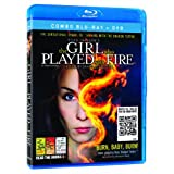 The Girl Who Played with Fire (DVD + Blu-ray Combo)by Noomi Rapace