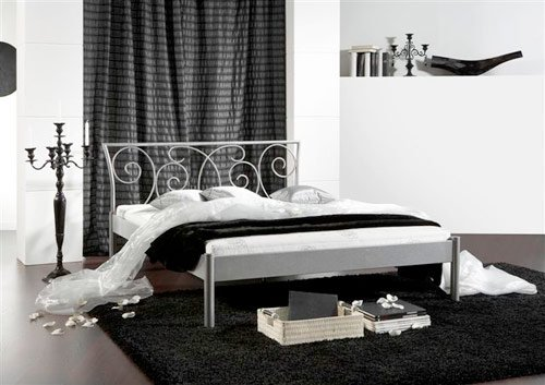metallbetten uncategorized. Black Bedroom Furniture Sets. Home Design Ideas
