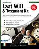 Enodare Last Will & Testament Kit: (Irish Edition)