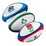 Gilbert Rugby Stress Ball
