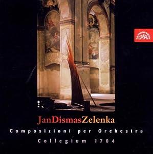 Zelenka Orchestral Music from Supraphon